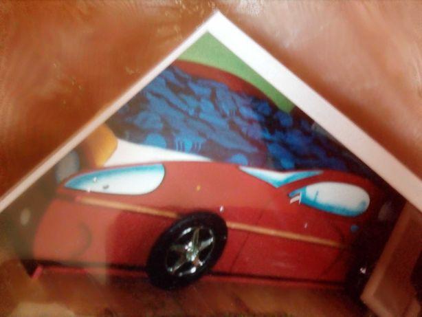 Lozko auto