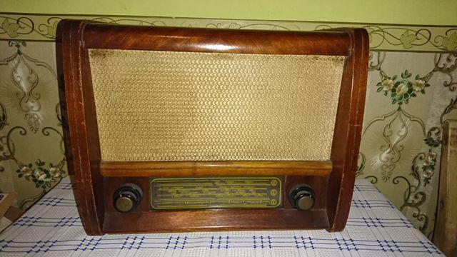Radio lampowe Pionier