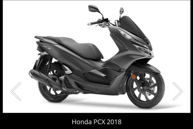 Honda Pcx 125 nova