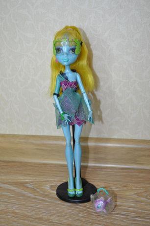 Кукла Монстер Хай Monster Hight Лагуна Блю, 13 желаний