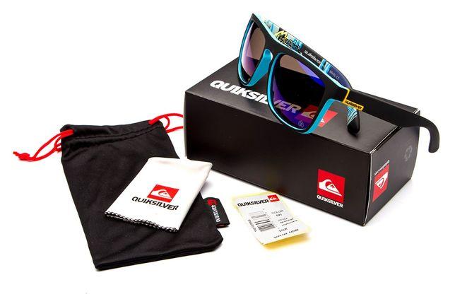 """Óculos de sol Quicksilver """"Novos na caixa"""""""