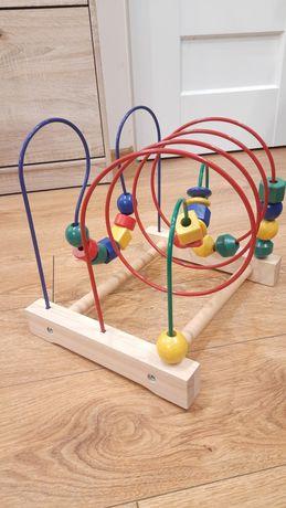 Zabawka edukacyjna, przekładanka Ikea Mula