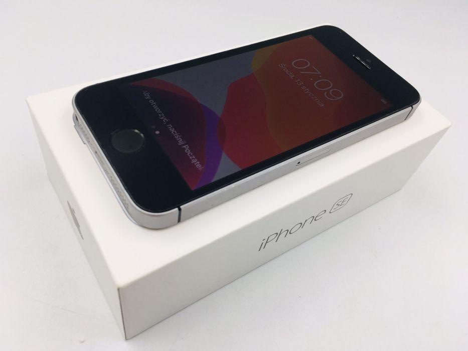 iPhone SE 32GB SPACE GRAY • PROMOCJA • GWAR 1 MSC • AppleCentrum Wrocław - image 1