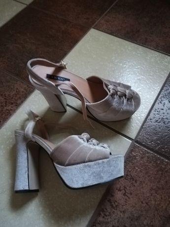 Sandały nowe
