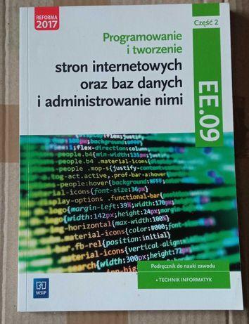 Programowanie i tworzenie stron internetowych oraz baz danych EE.09