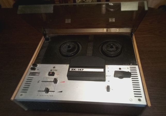 Magnetofon Unitra ZK-147