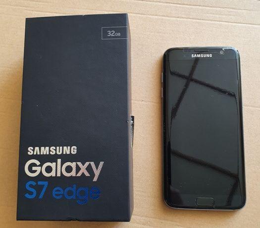 Samsung Galaxy S7 EDGE czarny 32 GB (+ETUI)