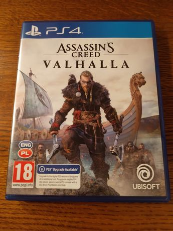 Assassin's Creed Valhalla PS4/PS5 IDEAŁ!