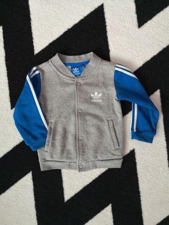 Adidas, bluza dresowa dla chłopca , 12-18 miesięcy