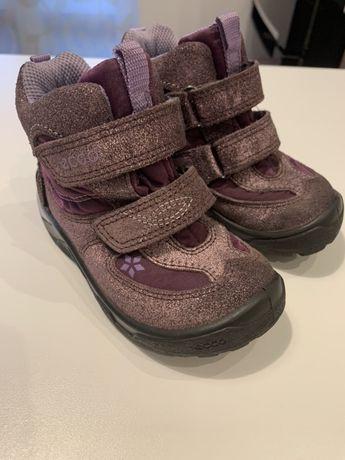 Buty zimowe Ecco dla dziewczynki rozm. 24