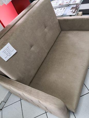 Sprzedam nowy fotel 2 osobowy rozkładany