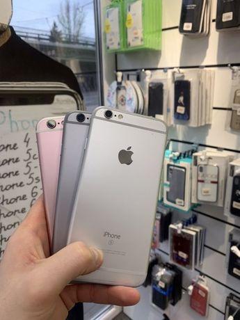 iPhone 6s 16/32/64/128 gb never | Магазин | Гарантия | Отправка