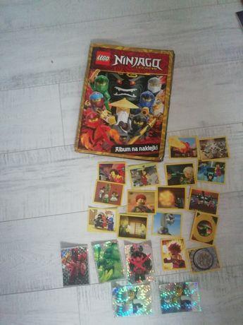 Naklejki do albumu Lego Ninjago
