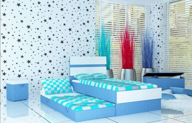 Tanie, Piętrowe łóżko dla dzieci