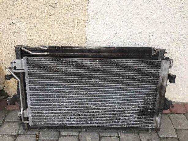 Блок радіаторів Volkswagen Multivan