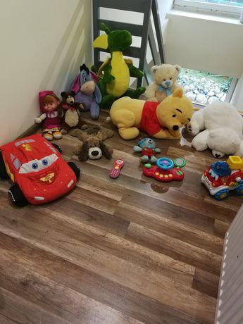 Pluszaki i zabawki