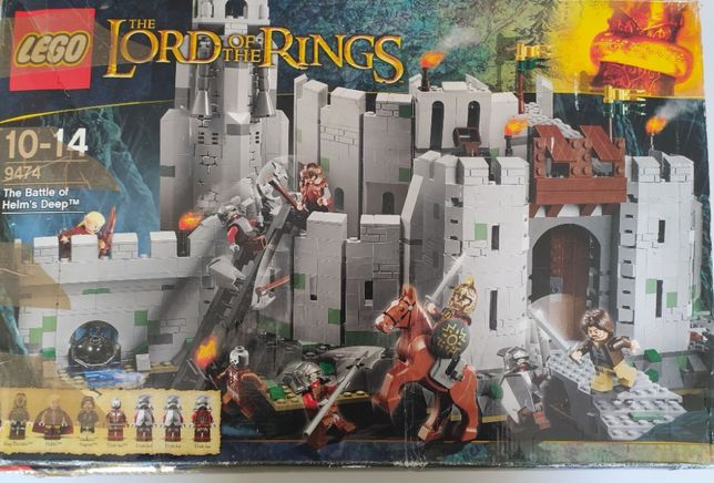 Lego Sets Hobbit/Lord of the Rings vários