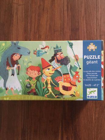 Puzzle Gigant Parada Baśni DJECO