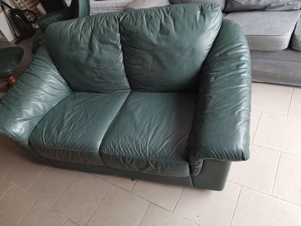 Komplet fotel i sofa
