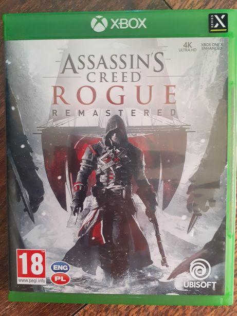 Assassins Creed Rogue Remastered gra na Xbox one 4K HDR