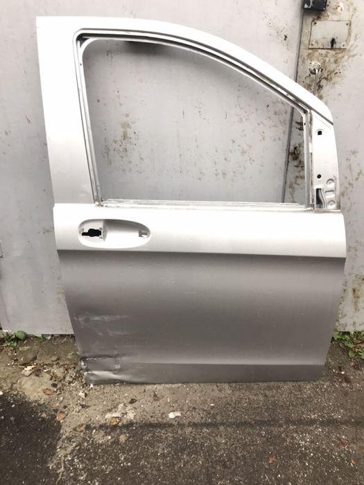 двері передні праві mercedes vito w447 Львов - изображение 1
