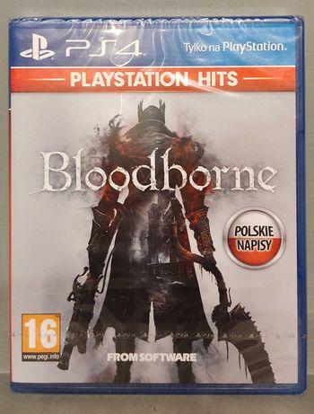 PlayStation 4! Bloodborne - PL! PS4 - Polecam