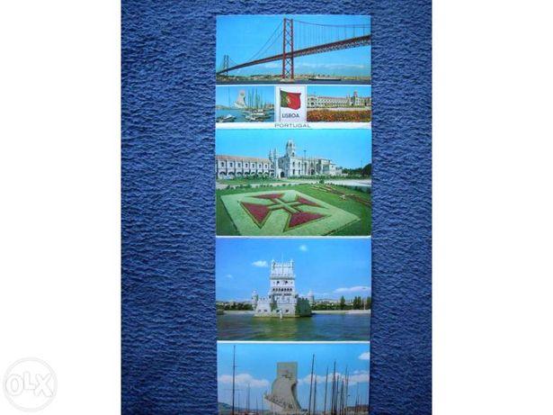 10 postais Lisboa