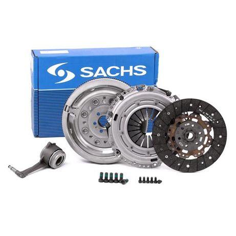 Kit Embraiagem Sachs (ORIGEM) Com Volante Motor E Rolamento 1.9TDI PD