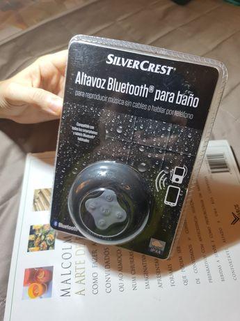 Bluetooth Altavoz e Mãos Livres - Silvercrest