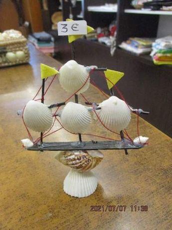 Barco decorativo