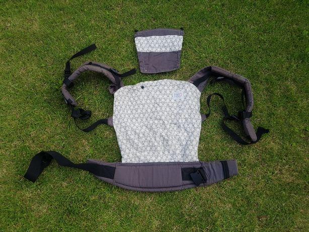 Nosidło Ergonomiczne Keiki Hug rozmiar Standard panel z chusty Yaro