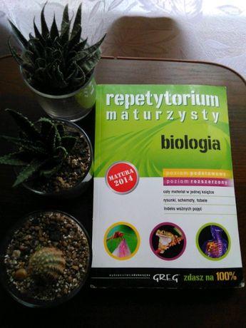 Repetytorium, ćwiczenia, biologia, matura 2014