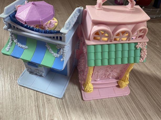 Rozkładany domek myszki Mattel