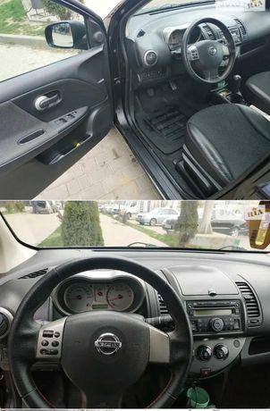 Машина! Автомобиль. Nissan Note 2008 Двигатель 1.6 л • Бензин