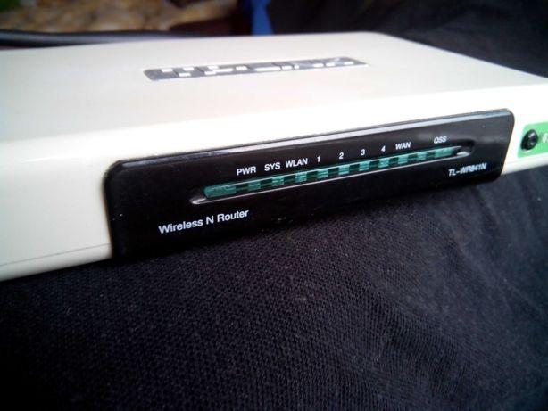 Wi-Fi роутер TP-LINK TL-WR841N v5,1 (300 Мбит/с)