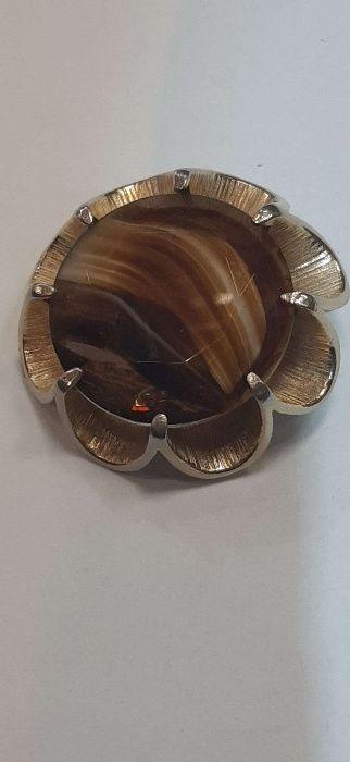 Srebrna broszka /925/ 37,08 g --- Lombard Gorlice ---