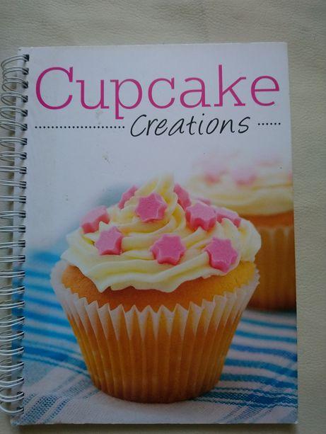 Книга кулінарна Cupcake Creations на англійській мові