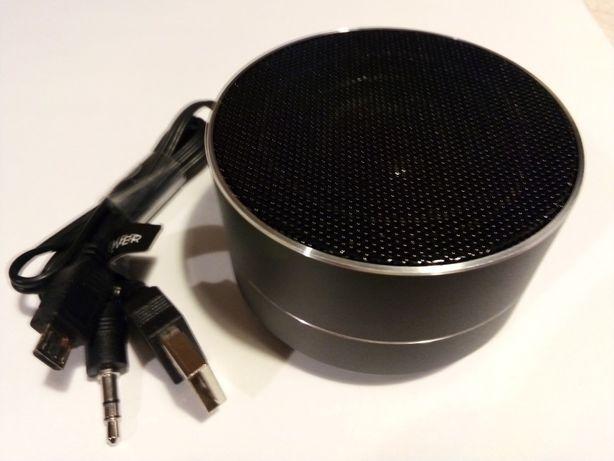 Głośnik mobilny bluetooth Forever PBS-100 z radiem.