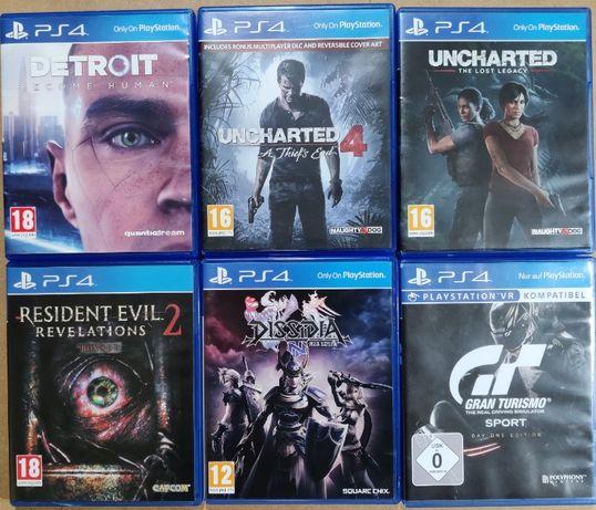 Jogos Playstation 4 PS4