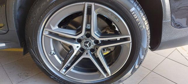 """Jantes Mercedes AMG Originais """"19 novas"""