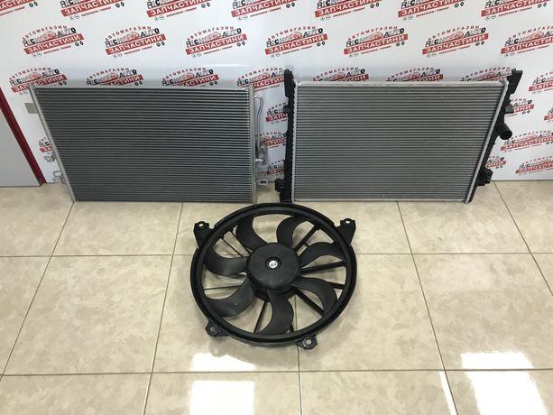 Dodge Journey радіатор основний кондиціонера вентилятор новий тайвань