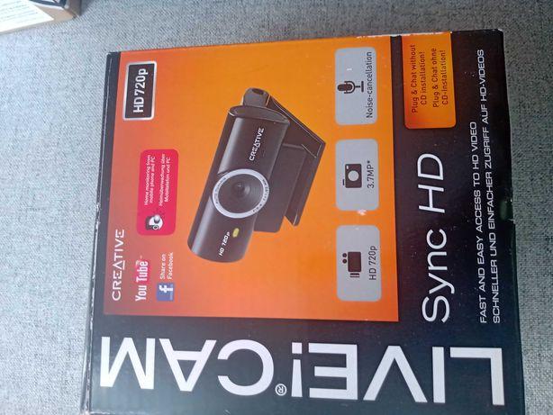 Kamera Live Cam Sync HD