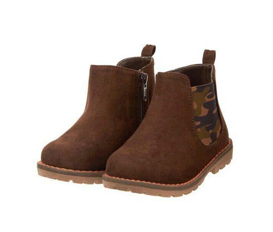 Демисезонные ботинки Gymboree