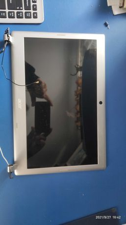 Экран в сборе, матрица, камера, петли, крышка Acer v5-431