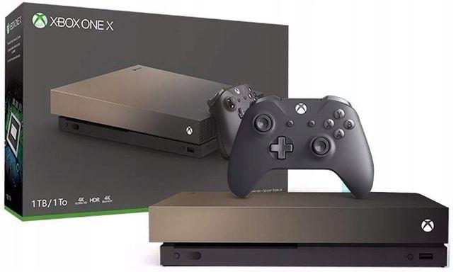 Xbox One X Gold Rush 1TB