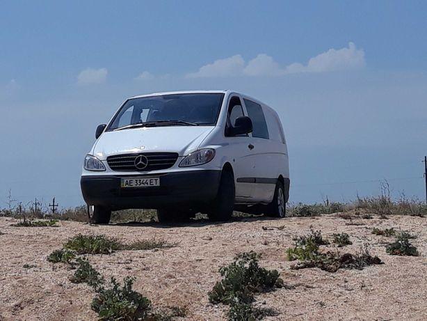 Mercedes-Benz Vito 111 2008г
