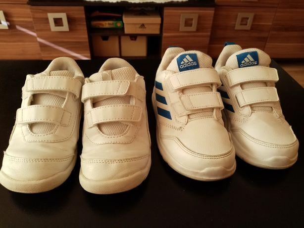 Buty chłopięce rozmiar 27 cena za dwie pary