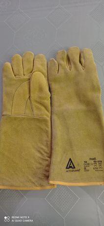 Rękawice spawalnicze Ansell 43-216