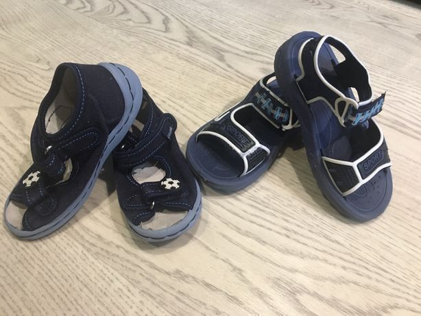 Продам сандали и тапочки