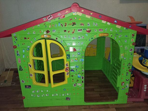 Дом домик для детей для ребенка